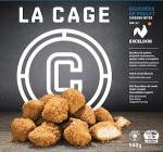 La Cage brand Chicken Bites Recall [Canada]