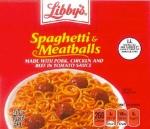 Conagra Brands Spaghetti & Meatball Recall [US]