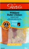 Geeta's Makhani and Royal Korma Sauce Kit Recall [UK]