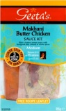 Geeta's Makhani and Royal Korma Sauce Kit Recall [UK]