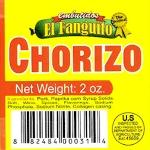Embutidos Fanguito Pork Chorizo Recall [US]