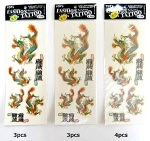 Fashion Dragon Tattoo Recall [Australia]