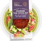 Sainsbury's Edamame Thai Spiced Dip Recall [UK]