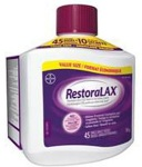 Bayer RestoraLAX Recall [Canada]