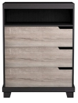 Homestar Three-Drawer TV Dresser Chest Recall [Canada]