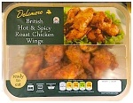 Delamere British Chicken Wing Recall [UK]