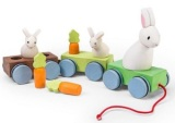 Le Toy Van Petilou Toy Bunny Train Recall [Australia]