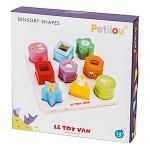 Le Toy Van Petilou Sensory Shape Recall [Australia]
