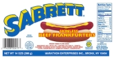 Sabrett Hot Dog & Sausage Recall [US]