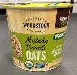 Woodstock Organic Matcha Vanilla Oat Cups Recall [US]
