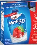 Yoplait Minigo brand and Liberté brand Yogurt Recall [Canada]