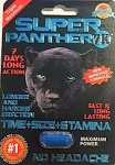 Super Panther Supplement Recall [US]