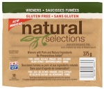 Maple Leaf Natural Selections Wiener Recall [Canada]