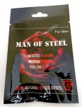 Man of Steel brand Supplement Recall [US]