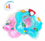 Baby Infant Swimming Pool Kids Neck Aid Trainer Float Tube Ring Inflatable Toys
