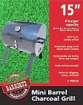 Living Traditions Charcoal Grill Recall [US]