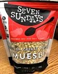 Seven Sundays brand Vanilla Cherry Pecan Muesli Recall [US]