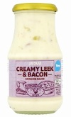 Tesco Creamy Leek & Bacon Cooking Sauce Recall [UK]