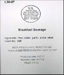 Blossom Foods Beef, Chicken & Pork Recall [US]