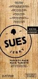 Sue's Jerky brand Sweet Sesame Pork Jerky Recall [Canada]