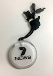 Flashing 7 News Necklace Recall [Australia]