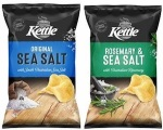 Kettle brand Potato Chip Recall [Australia]