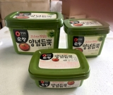 Chung Jung One Seasoned Bean Paste Recall [Australia]