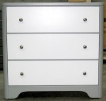 Vera Three-Drawer Storage Unit Recall [Canada]