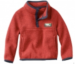 L.L. Bean Toddler Sweater Fleece Pullover Recall [US]