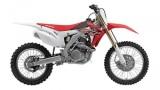Honda CRF450R Motocross Motorcycle Recall [US]