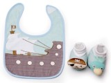 Nat & Jules Infant Bib & Bootie Set Recall [US]