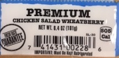 Great American Deli Chicken Salad Sandwich Recall [US]
