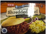 H-E-B branded Shredded Beef Recall [US]