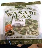Gourmet on the Go Wasabi Peas Recall [UK]