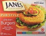 Janes brand Frozen Breaded Chicken Recall [Canada]