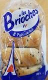 Les Brioche Pain au lait Brioche Roll Recall [UK]