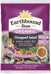 Earthbound Farm Asian Style Salad Kit Recall [US]