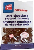Mac's Favorites brand Chocolate Almond Recall [Canada]