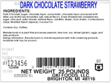 GKI Foods Dark Chocolate Recall [US]