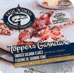 Toppers Smoked Salmon Flakes Recall [Canada]