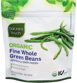 Nature's Touch Frozen Green Bean Recall [US]