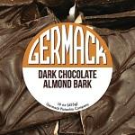 Germack brand Dark Chocolate Almond Bark