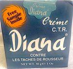 Graphic designation: Diana Contre les Taches de Rousseur - Report 45/2017