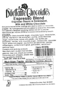 Seattle Gourmet Foods Dilettante Chocolates Espresso Bean Recall [US]