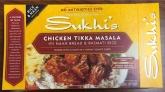 Sukhi's Chicken Tikka Masala Recall [US]