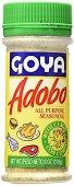 Goya de Puerto Rico Adobo Seasoning Recall [US]