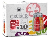 Vodka Cruiser Sunny Orange Passionfruit Alcoholic Beverage