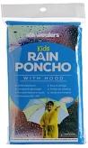JW Crawford Inc. Kids Rain Poncho Recall [Canada]