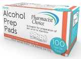 Pharmacist Choice Alcohol Prep Pad Recall [US]