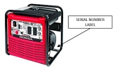 Honda Portable Power Generator Recall [US]